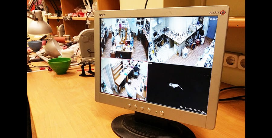 Источники бесперебойного питания для системы видеонаблюдения