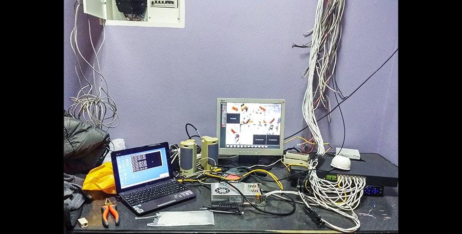 Внутренние ip камеры с ик подсветкой poe